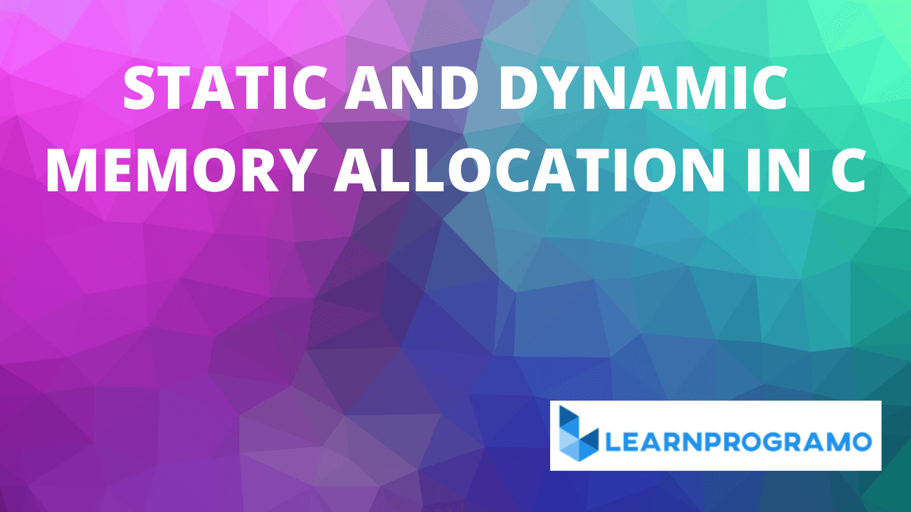 static and dynamic memory allocation in c,static and dynamic memory allocation in c++,difference between static and dynamic memory allocation in c++,dynamic and static memory allocation in c,difference between static and dynamic memory allocation in c pdf