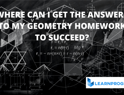 Where Can I Get the Answers to My Geometry Homework to Succeed?